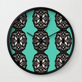 Beads of Paradise Wall Clock