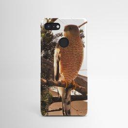 Al the Cooper's Hawk Android Case
