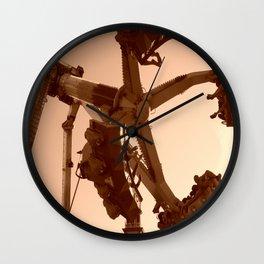 Carnival Arm Wall Clock