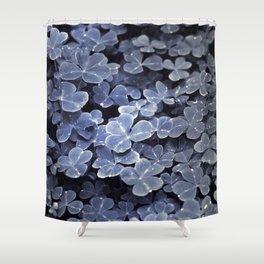 Clover Luck Shower Curtain