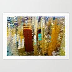 Chicago 1 Art Print