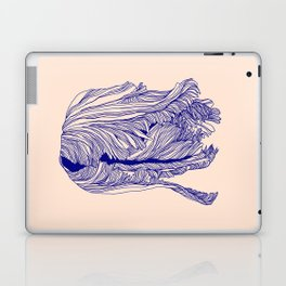 Dark tulip Laptop & iPad Skin