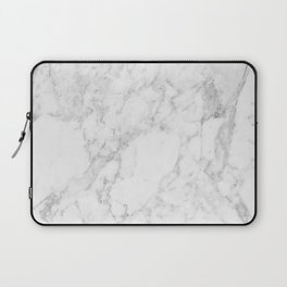 White Marble Edition 2 Laptop Sleeve