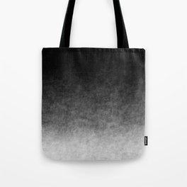 B&W Cloud Atmosphere Tote Bag