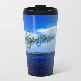 Another View from Newburyport, MA Travel Mug