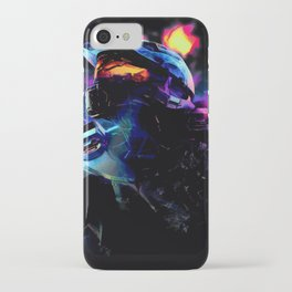 Neon Chief iPhone Case