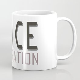 Space exploration Coffee Mug