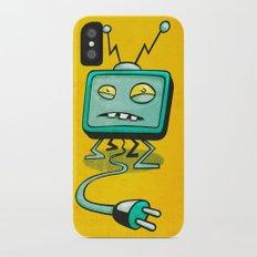 Edna TV Slim Case iPhone X