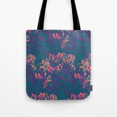 Tropical Paradise: Purple Haze Tote Bag