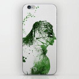 Irritated iPhone Skin