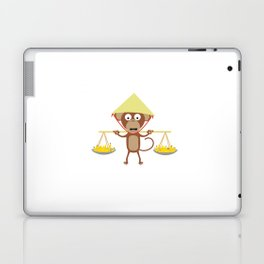 Vietnamese monkey Laptop & iPad Skin
