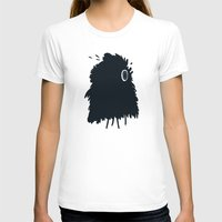furry T-shirts featuring furry by alex eben meyer