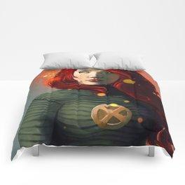 Pensive Comforters