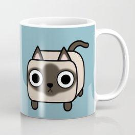 Cat Loaf - Siamese Kitty Coffee Mug