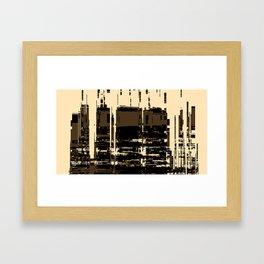 abstract12 Framed Art Print