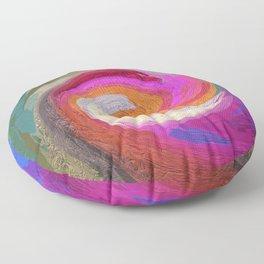 399 - Abstract Colour Design Floor Pillow
