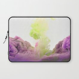 abstract ink two Laptop Sleeve