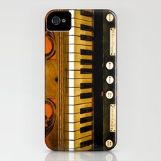 Side Organ Slim Case iPhone (4, 4s)
