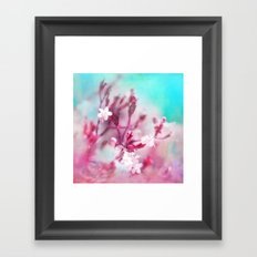 PINK FAIRIES Framed Art Print