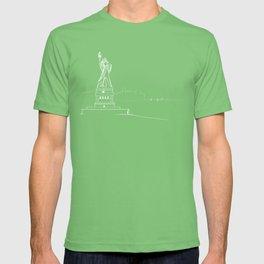 New York by Friztin T-shirt
