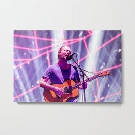 Thom Yorke | Live | Concert Metal Print