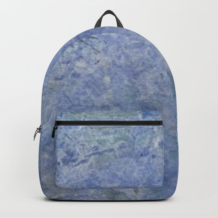 Magical Stone Blue Marble Backpack