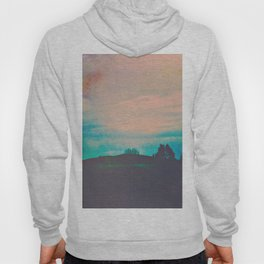 Fading Color Hoody