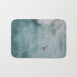 sea turtle iv / hawaii Bath Mat