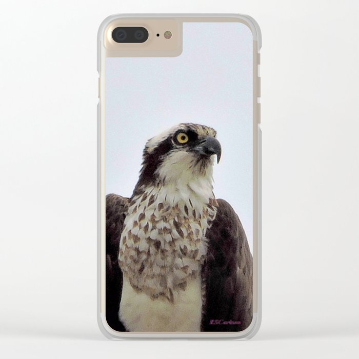 Osprey Clear iPhone Case