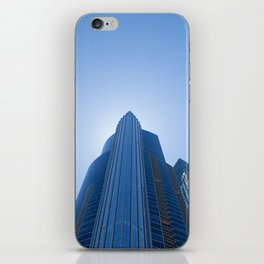 High Rise above Chicago iPhone Skin