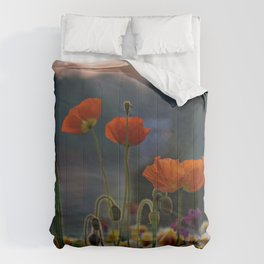 Spring morning Comforters