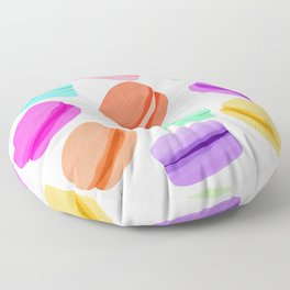 Macaron Rainbow Floor Pillow