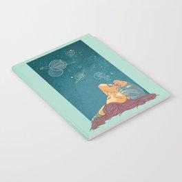 Half Woman, Half Universe Notebook