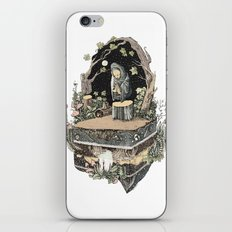 the priest iPhone & iPod Skin
