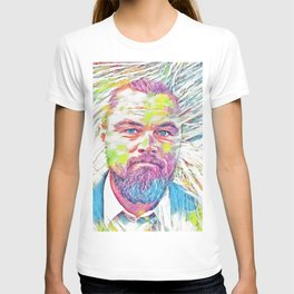 Leonardo Dicaprio (Creative Illustration Art) T-shirt