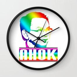 AHOK Wall Clock
