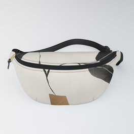 minimal plant 6 Fanny Pack