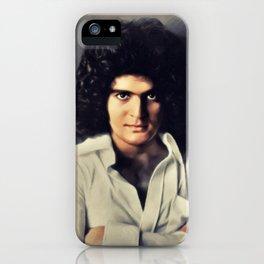 Gino Vannelli, Music Legend iPhone Case