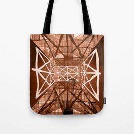 RetroFuture / Evolution-05 Tote Bag