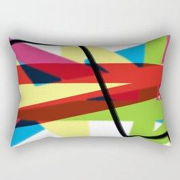 Any Way Is Good Rectangular Pillow