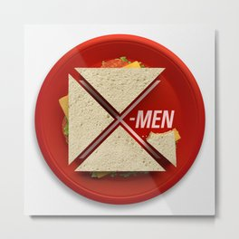 X-MEN craft service Metal Print