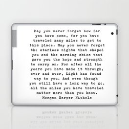 Morgan Harper Nichols Laptop & iPad Skin