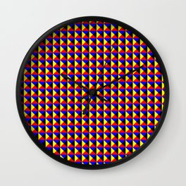 ENDLESS PRIMARY Wall Clock