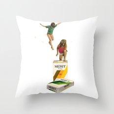 Choices Throw Pillow