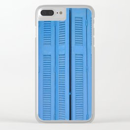 The Blue Window, Milos Clear iPhone Case