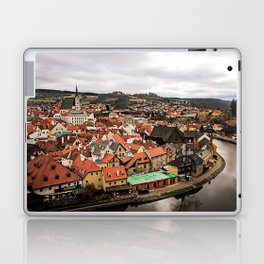 Cesky Krumlov Views Laptop & iPad Skin