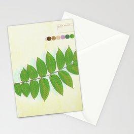 Black Walnut TRIPPY Detail 1 Stationery Cards