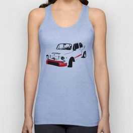 Abarth 1000tc Unisex Tank Top
