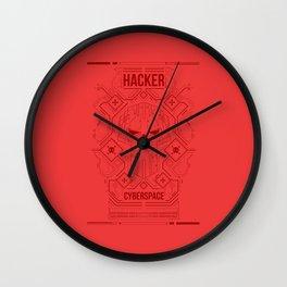 Your gift for devs   hacker Wall Clock