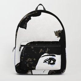 LOUISE BROOKS:  MY LOVE IS ALL I HAVE TO GIVE Backpack